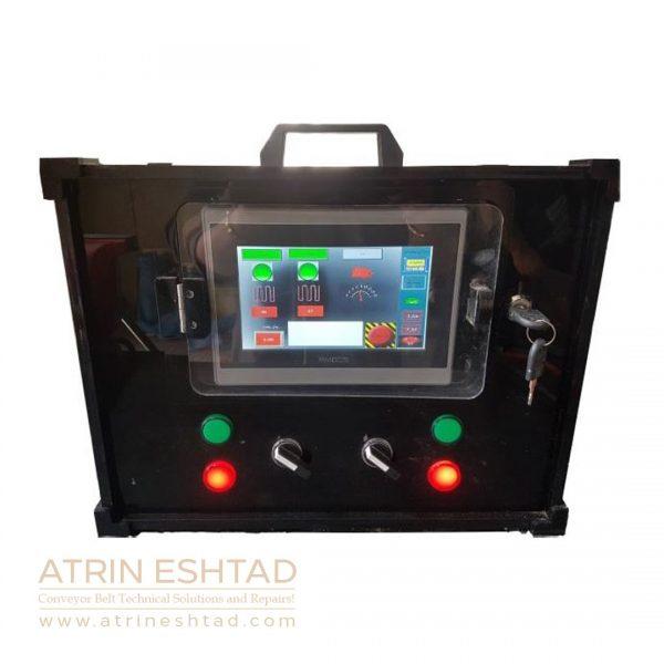دستگاه آپارات گرم آتری پرس