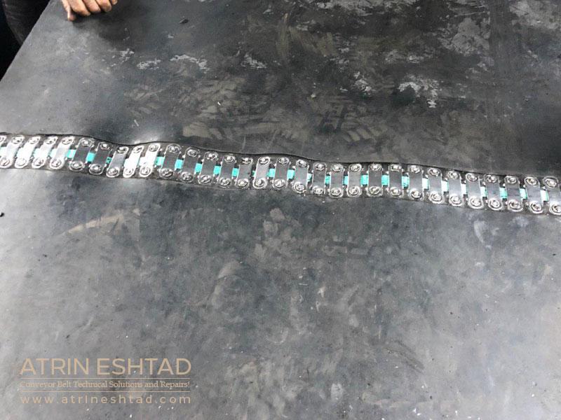 نصب اتصال فلکسکو و سوپر اسکرو ذوب آهن اصفهان