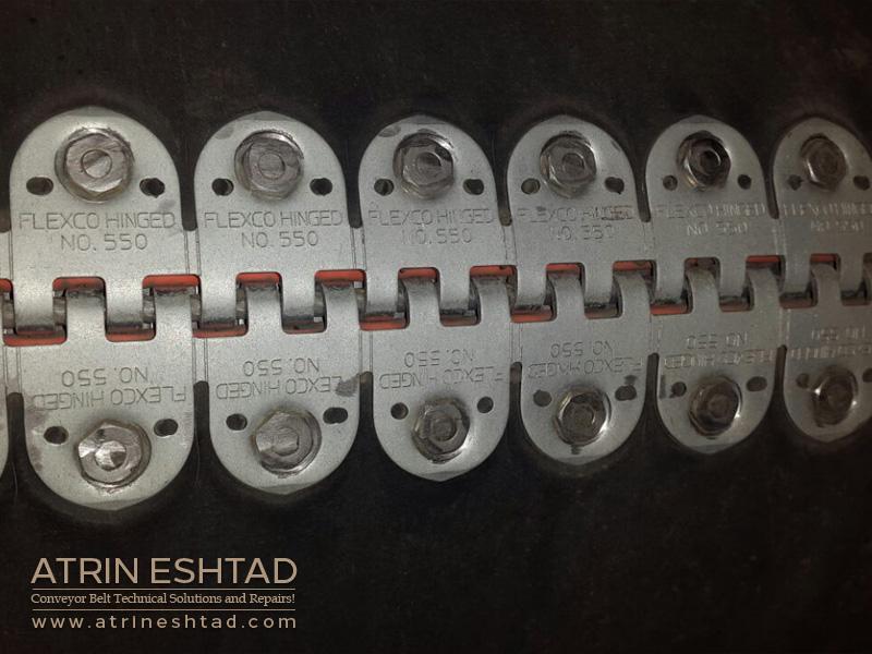 نصب اتصال لولایی 550 فلکسکو سیمان کرمان